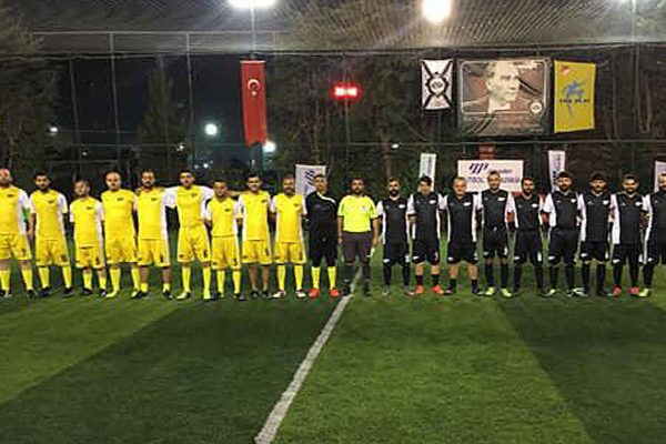 2018 Football Tournament
